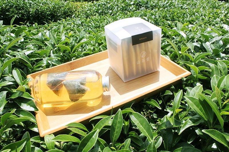 台灣好茶-金萱茶冷泡茶包裝