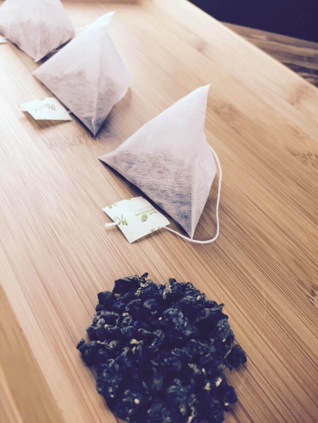 阿里山三角立體茶包