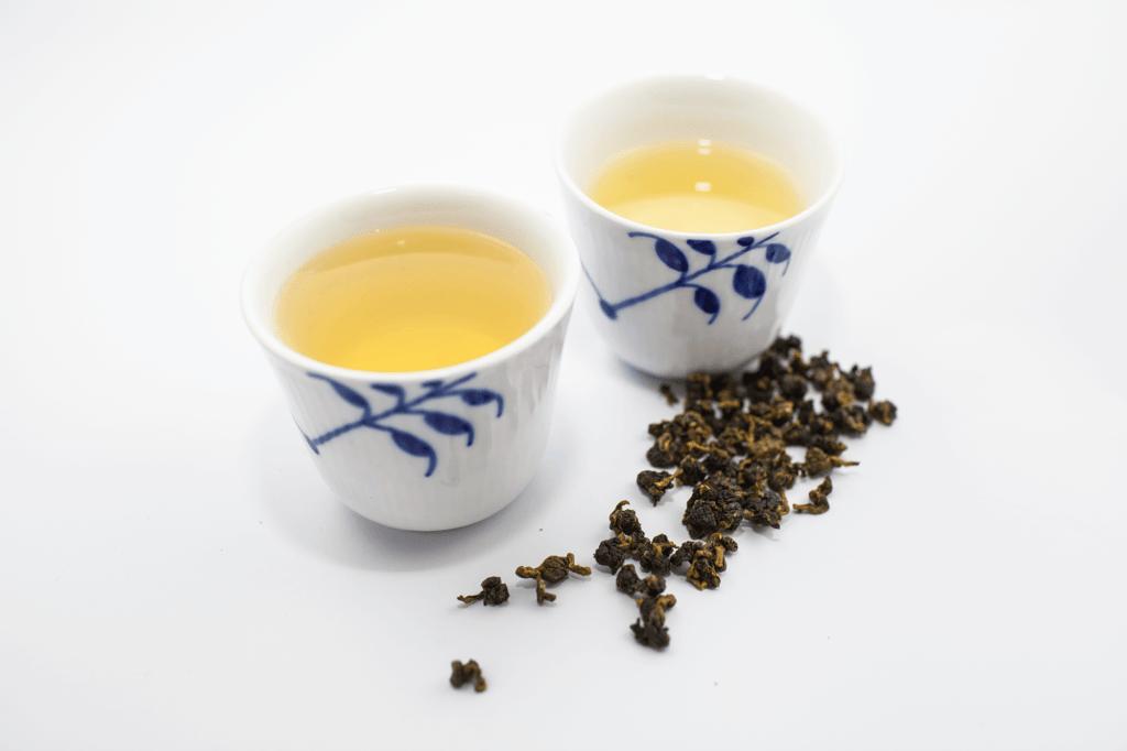 阿里山高山茶茶湯底